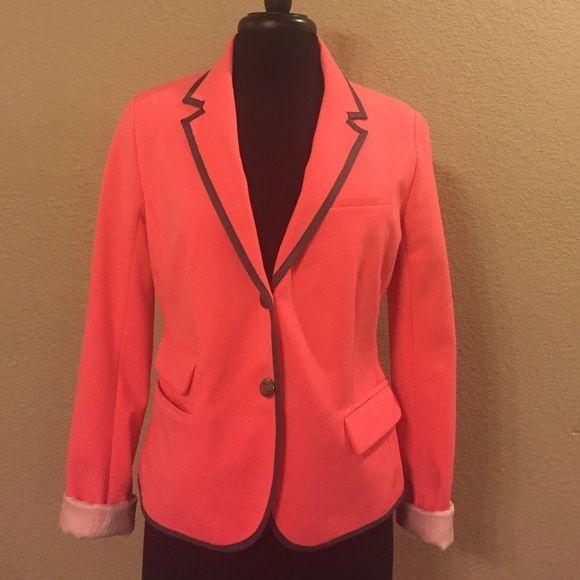 Pink women's blazer Pink women's blazer GAP Jackets & Coats Blazers