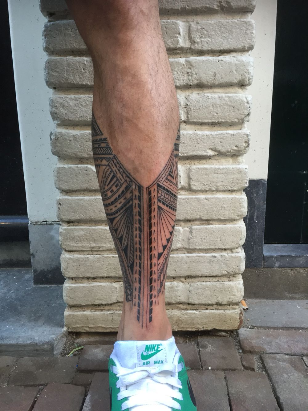 Polynesian Samoan Tatau Inspired By Krokohuwae Tattoos Tatouage
