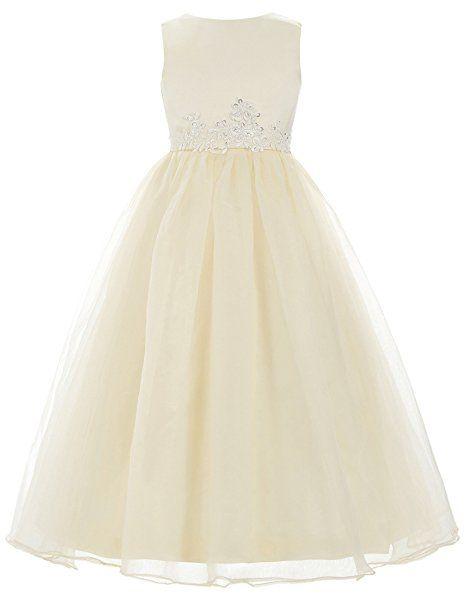 Grace Karin Reg Madchentraum Blumenmadchenkleider Prinzessin Fur Brautjungfern Hochzeits 2 12 Jahre Blumen Madchen Kleider Blumenmadchen Kleid Kinder Kleider