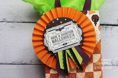 Quick and Cute Halloween Treat Bag Ideas Card Ideas Pinterest - halloween treat bag ideas