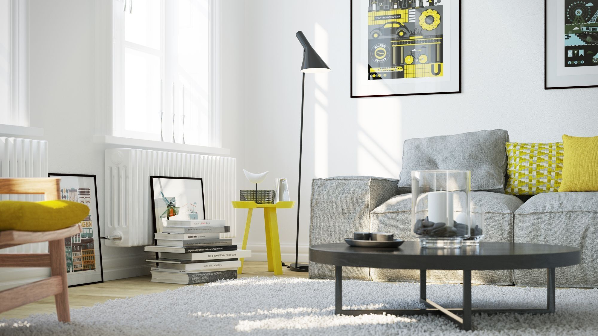 Marvelous [ User Community Interior Cgi Visualisation Scandinavian Living Designs For  Tiny Area And Dining Space ]   Best Free Home Design Idea U0026 Inspiration