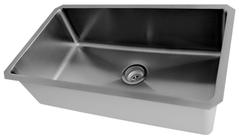 Stainless Steel Undermount Kitchen Sink With Small Radius Corners Stainless Steel Kitchen Sink Undermount Stainless Steel Undermount Undermount Kitchen Sinks