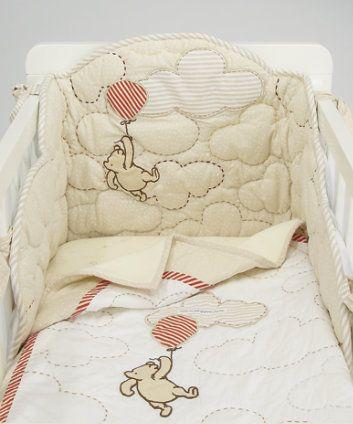 Classic Winnie The Pooh Crib Bale Bales Sets Mothercare Winnie The Pooh Nursery Baby Nursery Baby Boy Rooms