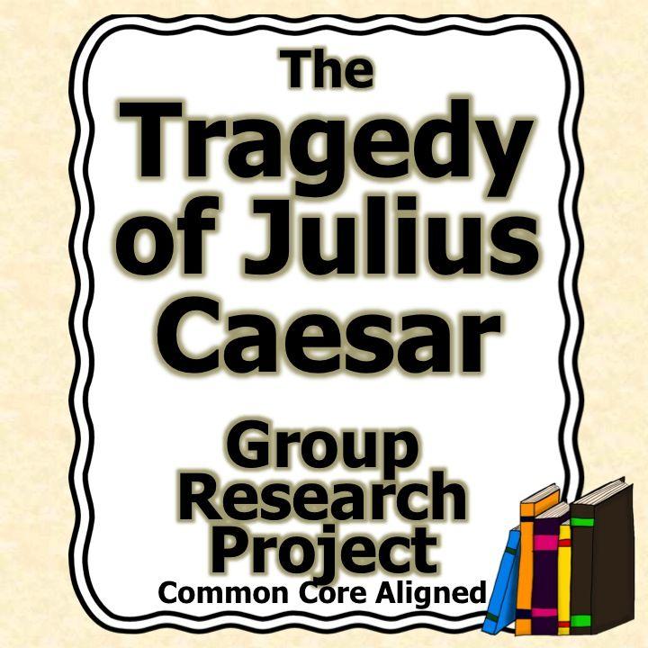 Julius caesar research paper