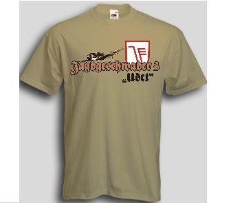 T-Shirt Jagdgeschwader 3 Udet / mehr Infos auf: www.Guntia-Militaria-Shop.de
