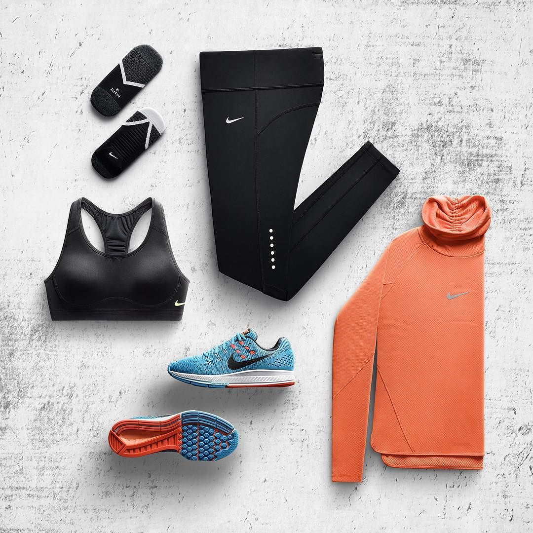 This is just a warm up.  When temperatures drop it's important to stay warm when ramping up the mileage.  Find the gear you need to take on any chilly late night #NRC run at nike.com. Hit the link in our bio. #getouthere by nikerunning