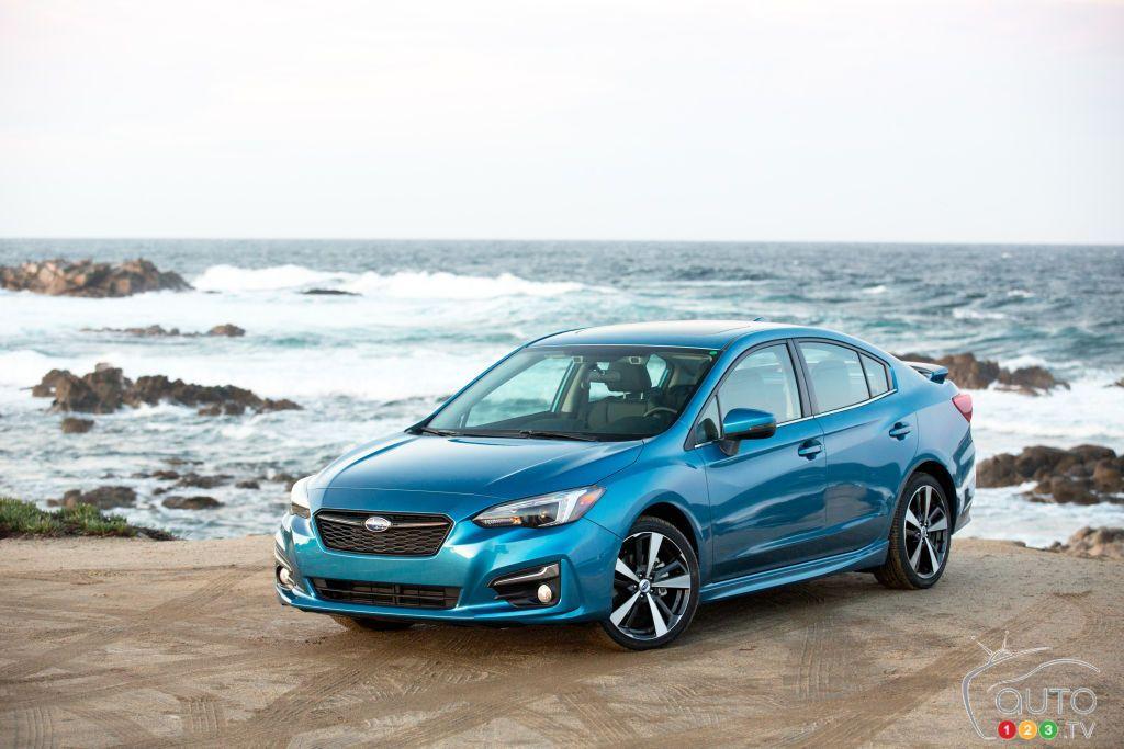 2017 Subaru Impreza beautifully leaves the past behind