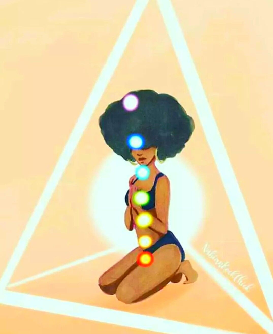 Pin By Unitedblacklibrary On Yuuuuup That S Me Black Girl Art Black Art Afrocentric Art