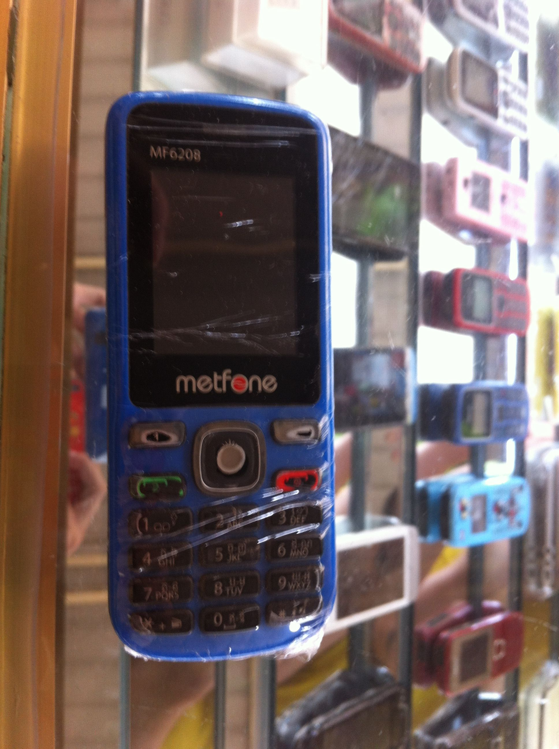 Free Delivery, just $1 off on weekend for Metfone second hand phone