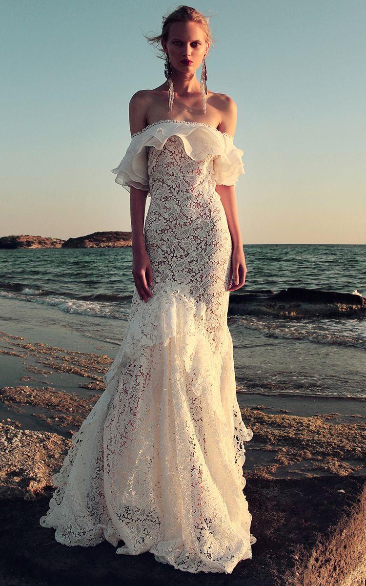Costarellos fall winter bridal wedding inspired jewelry
