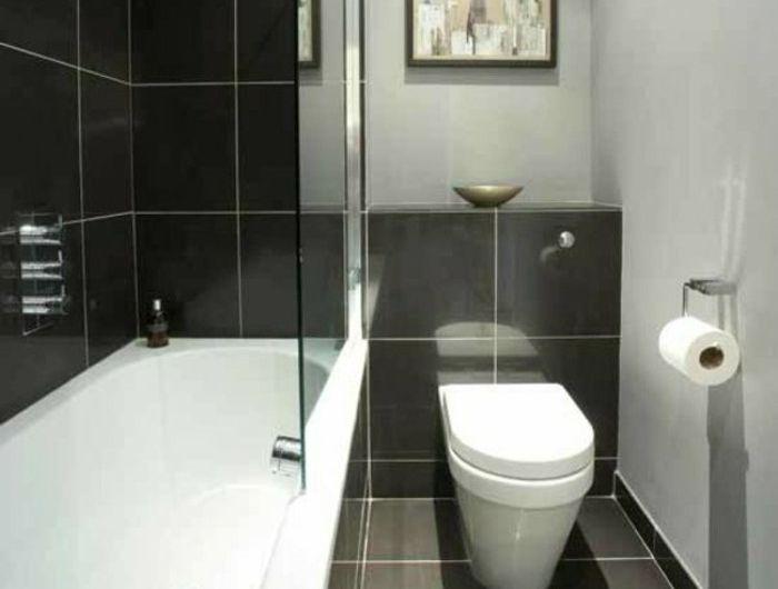 Comment aménager une salle de bain 4m2? Pinterest