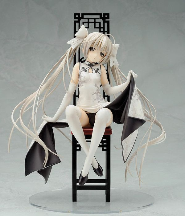Anime Yosuga no sora Sora Kasugano China Dress Ver PVC Figure Model Toy Gift