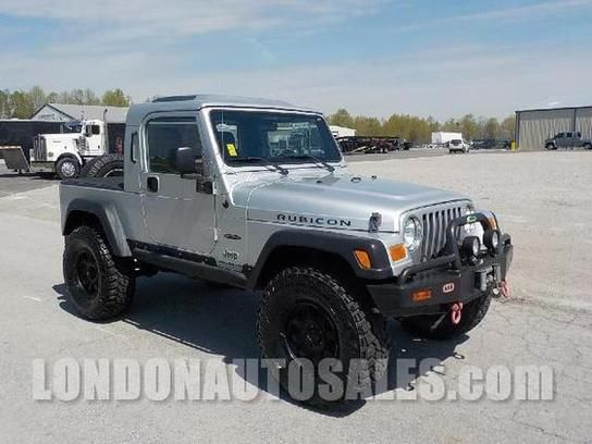 Cars For Sale Used 2006 Jeep Wrangler In 4wd Unlimited Rubicon