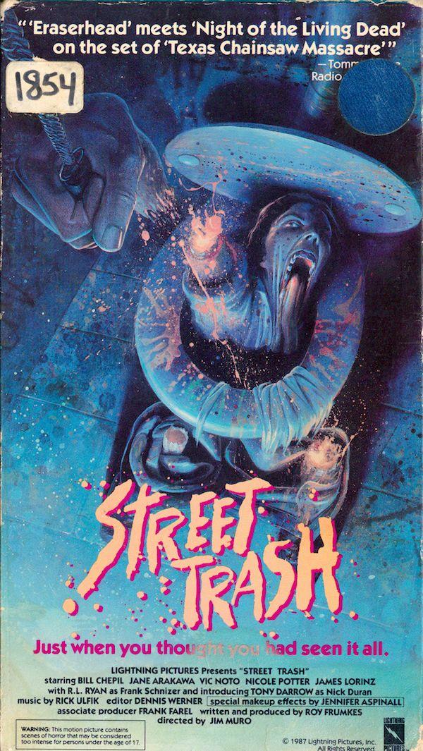 80s aesthetic : Photo | Cinema Posters | Horror movie