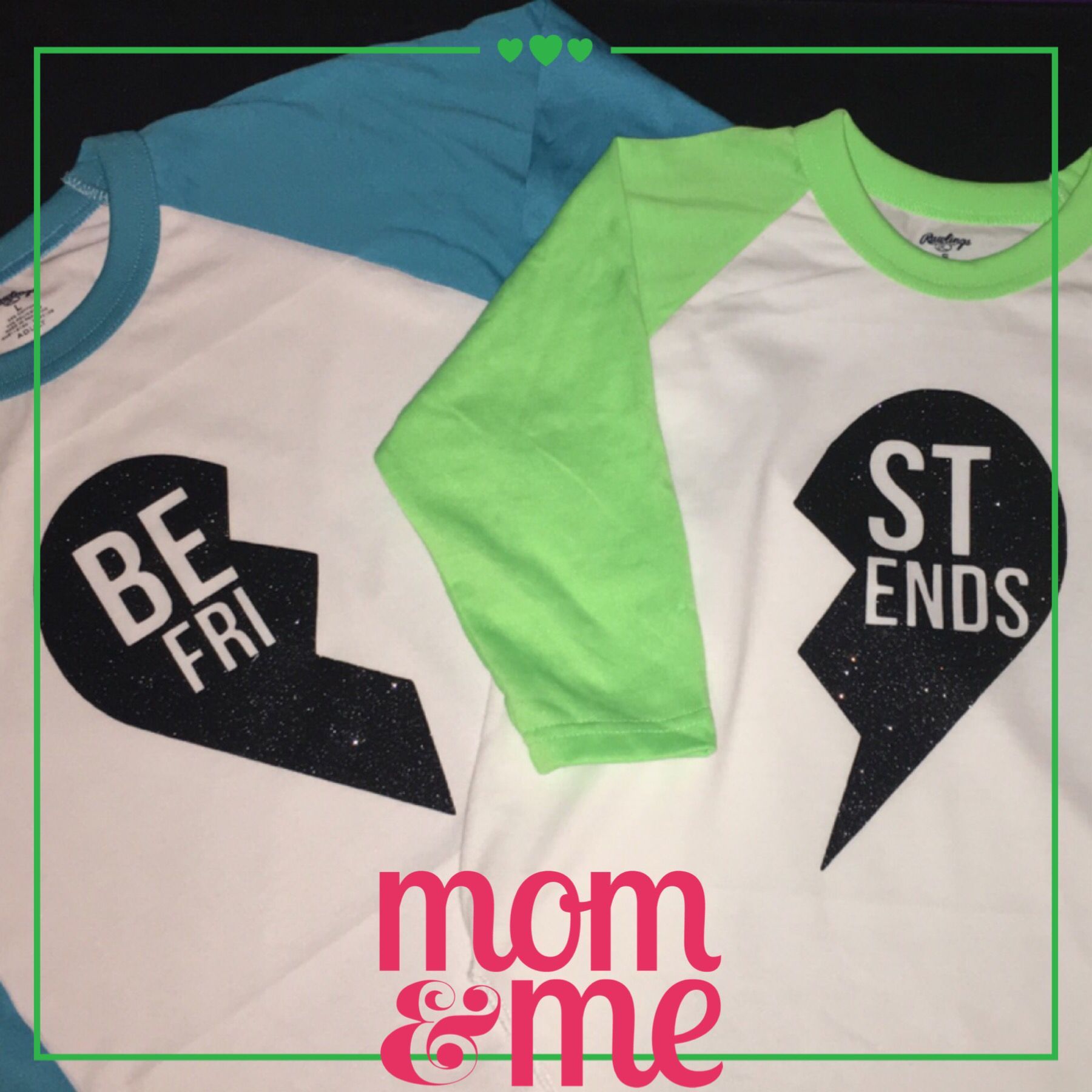 Mom and me best friends shirts