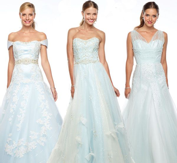 Fit for a Princess: Alfred Angelo\'s Cinderella Collection | Wedding ...