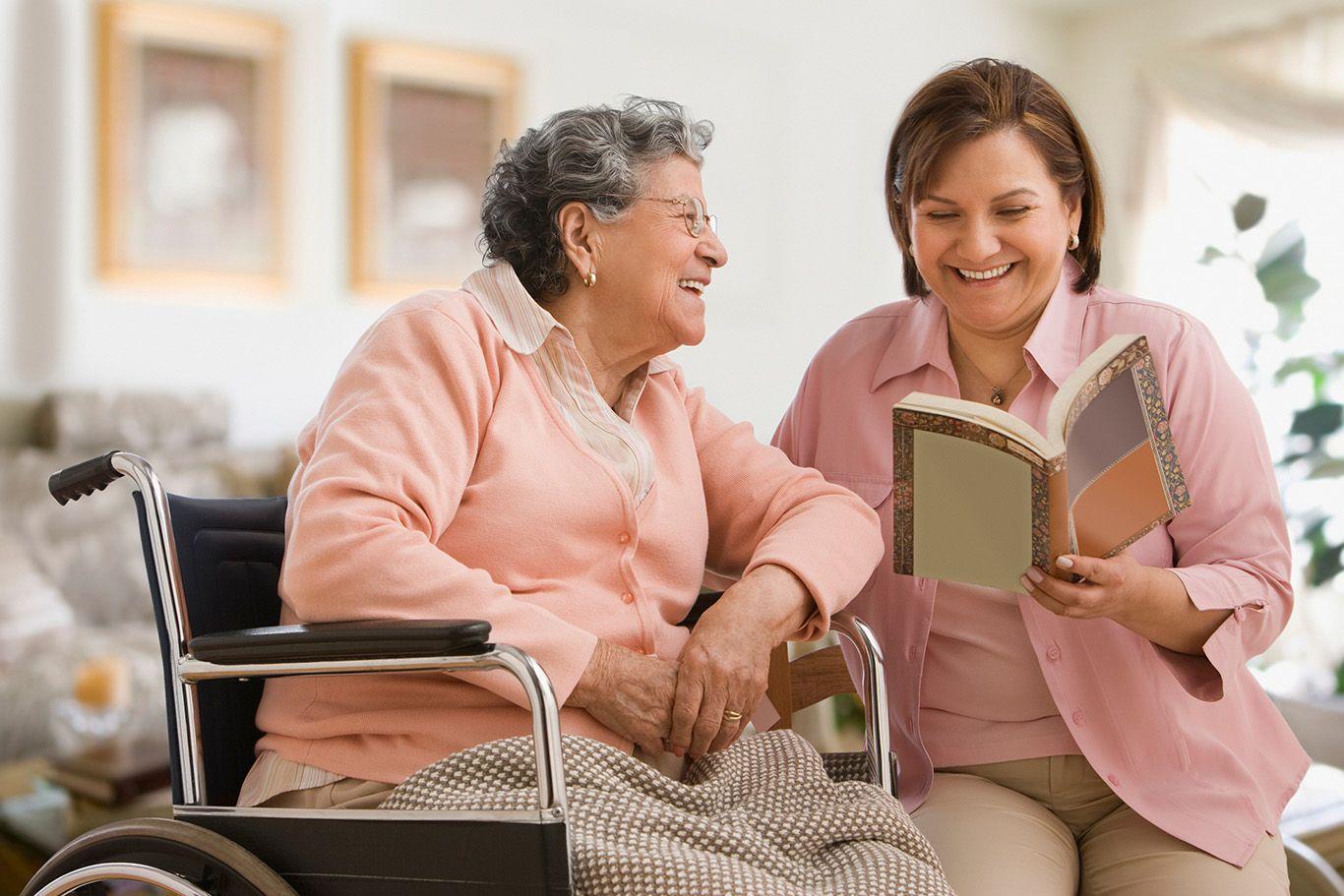 seniors meal prep Elderly care, Home health care