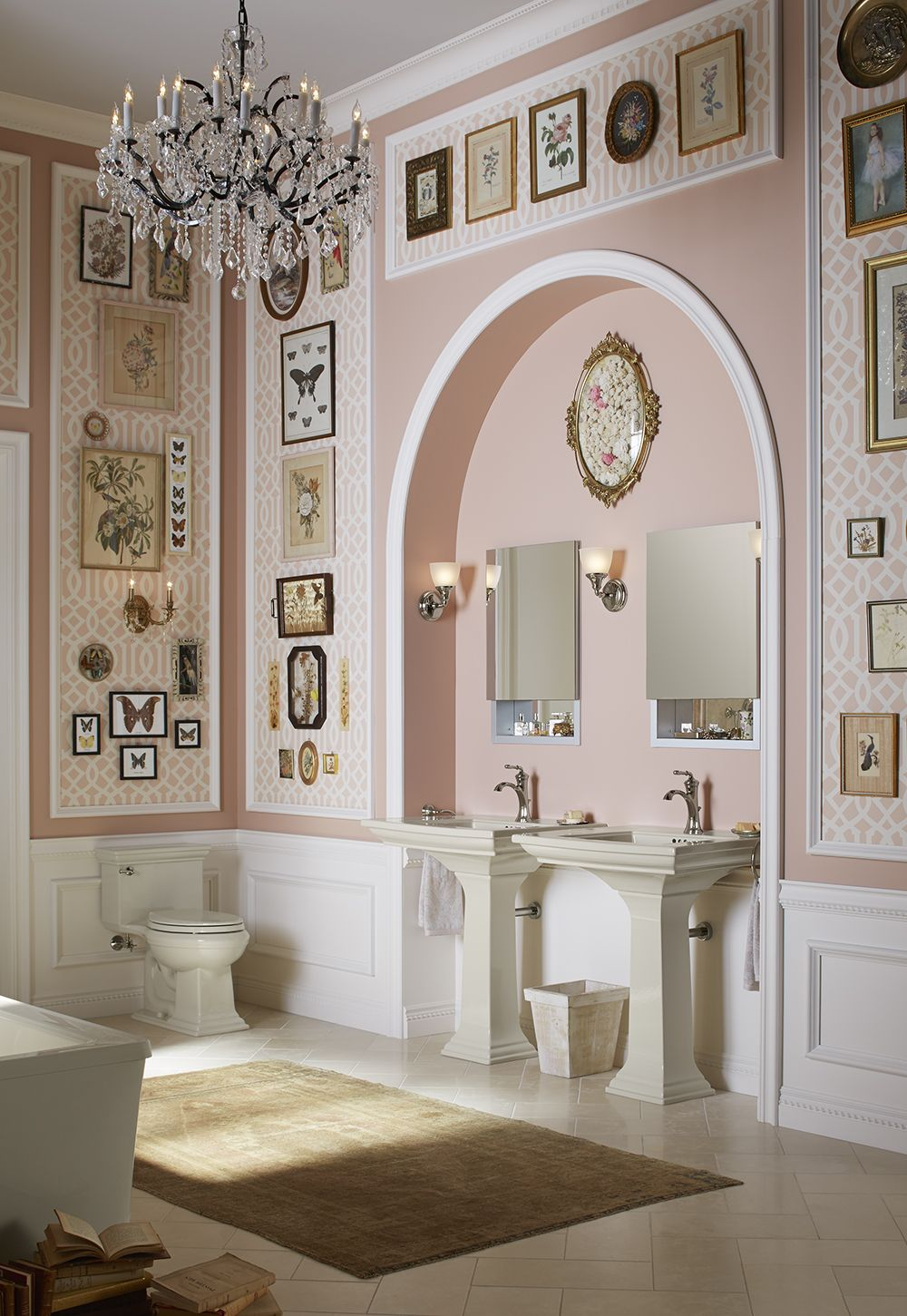 Southern Belle Bathroom