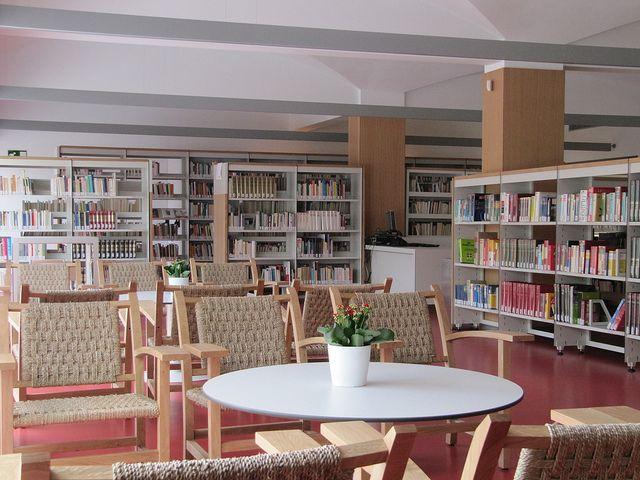 Biblioteca Julià Cutiller, Llagostera (Girona)