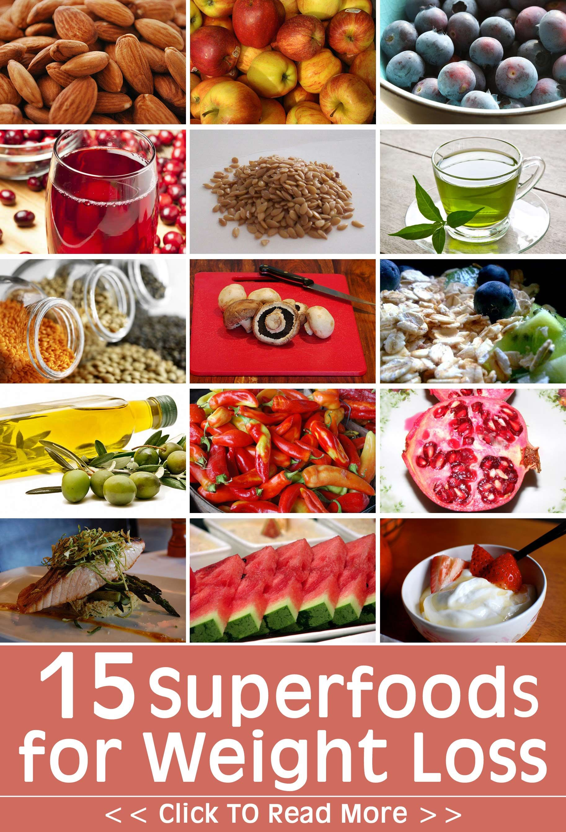 31 Superfoods For Weight Loss Backed By Science recommendations