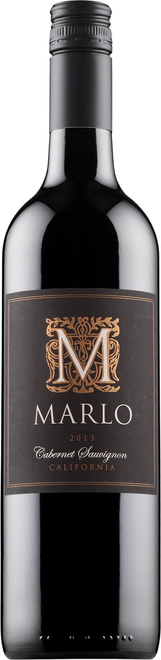 Marlo (Cabernet Sauvignon, Zinfandel, 2013) 9,99€