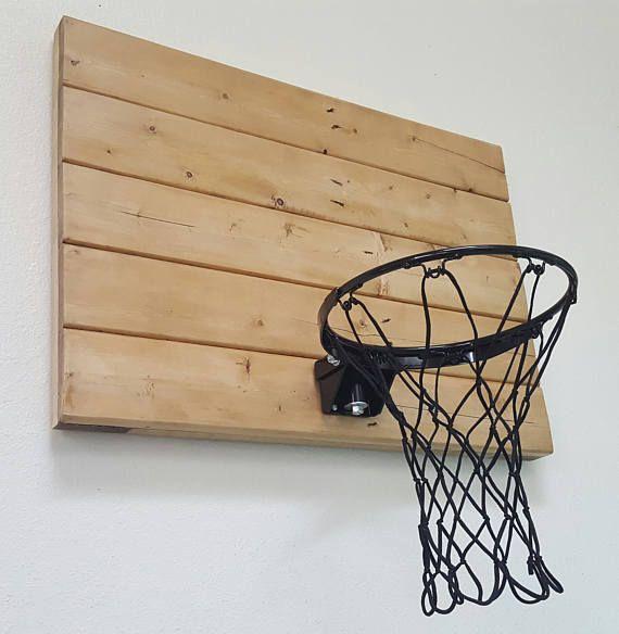 Aro De Baloncesto De Madera Rústica Tablero De Baloncesto Aro De Baloncesto Tablero De Baloncesto Madera Rústica
