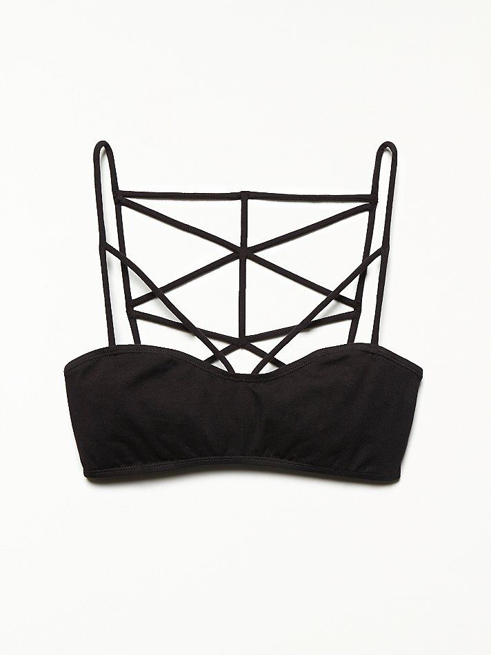 Intimately Cage Racerback Bra at Free People Clothing (Looks like the cage bra Skye wears in Agents of SHIELD)