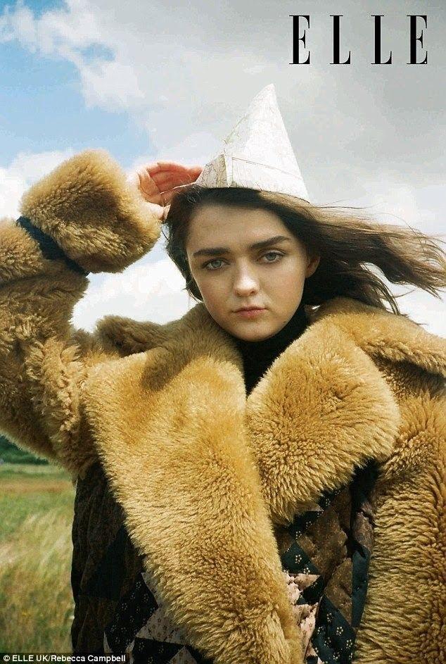 Pin by Paula Blackmon on Maisie williams | Maisie williams ...