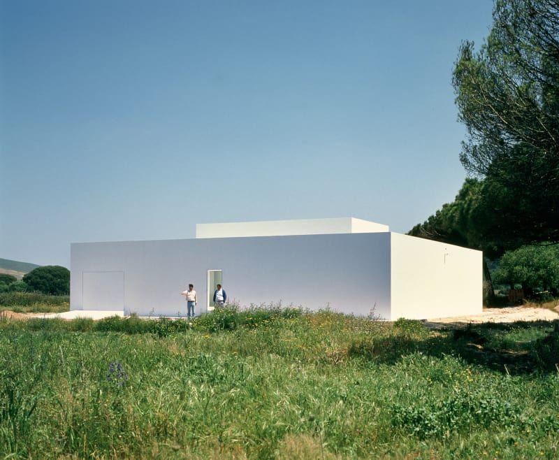 Alberto Campo Baeza, Hisao Suzuki · Gaspar House, 1992. Cádiz
