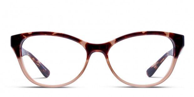 5062c2ed7c6b Michael Kors Salamanca Leopard w Brown Prescription Eyeglasses
