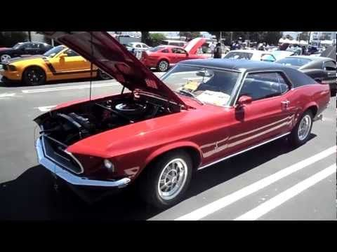 1969 Ford Mustang Shelby De Mexico Very Rare Model Licensed And
