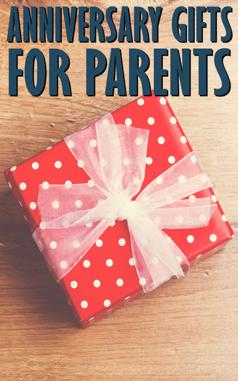 Top 20 Creative Anniversary Gifts for Parents From Kids