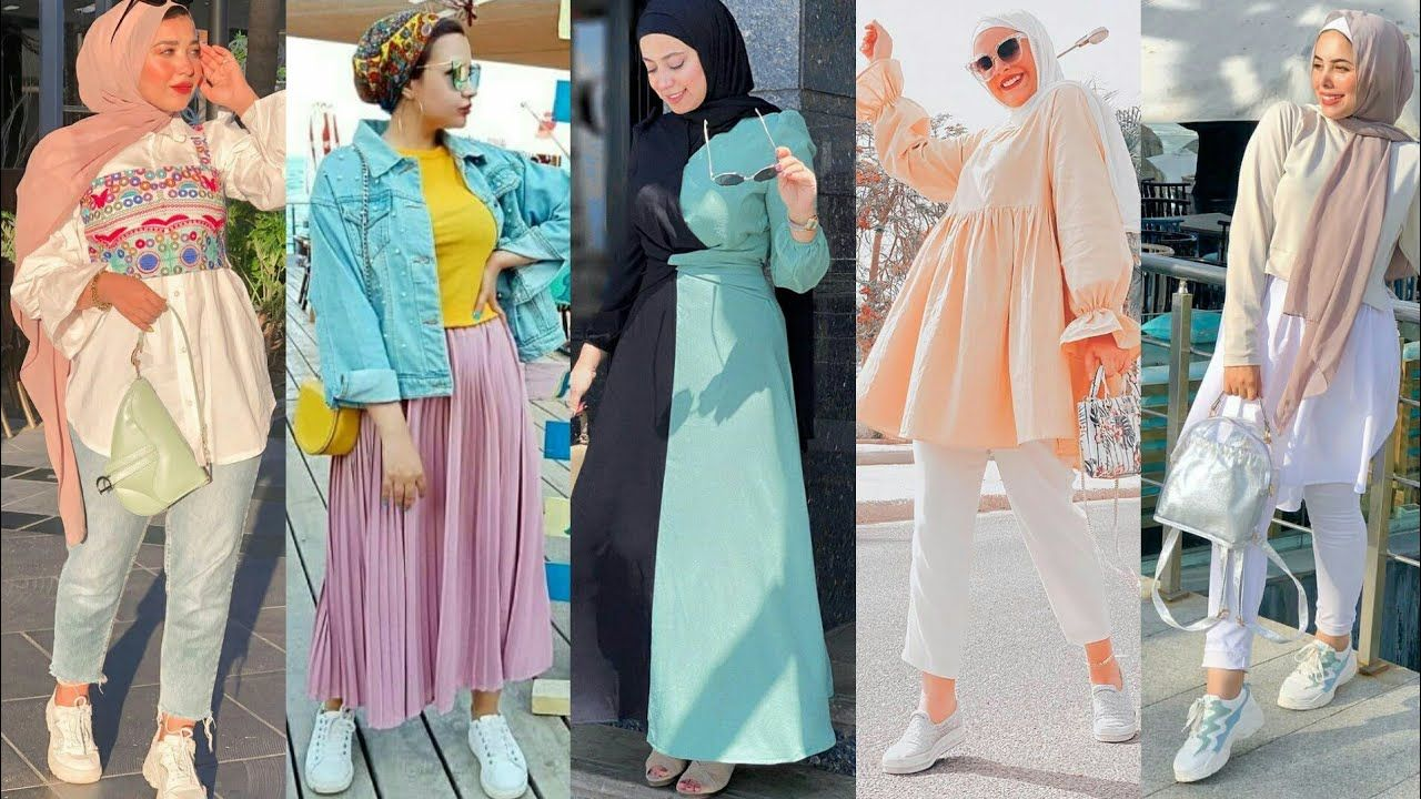 Pin By يوميات بنات On Modeste Fashion In 2021 Kimono Top Fashion Women S Top
