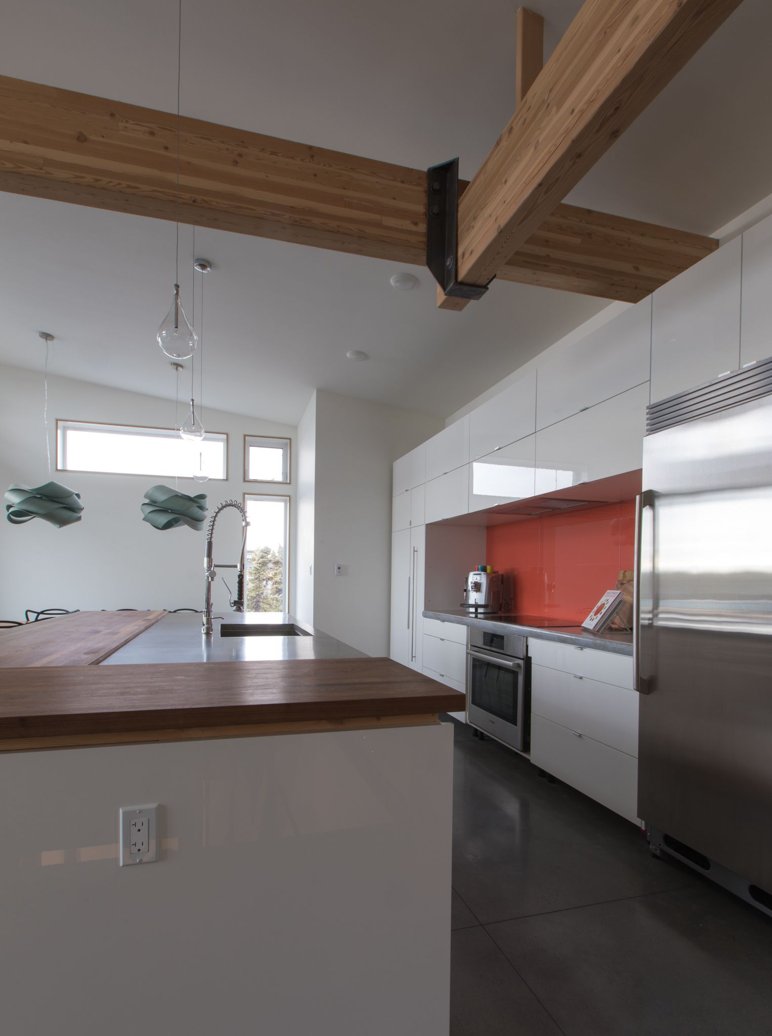 An IKEA Kitchen & Passive Solar Design Make this Home