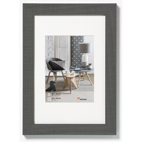Photo of Wall frame Cassel Alpen Home Color: polar white, size: 54,5 x 64,6 cm