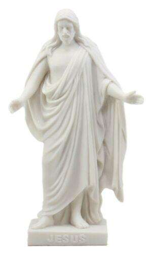 Ebros Thorvaldsen Christus Statue 8 H Copenhagen Museum Jesus Is Risen Figurine In 2020 Statue Marble Statues Motion Sensor Lights Outdoor