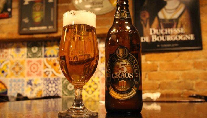 Baden Baden lança cerveja 5 Grãos com quinoa e aveia