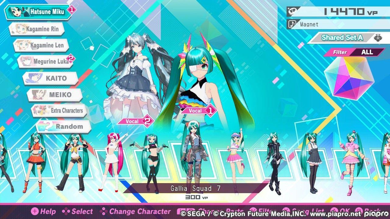 Hatsune Miku Project Diva Megamix A Review To The Beat Of Music Hatsune Miku Project Diva Hatsune Miku Hatsune