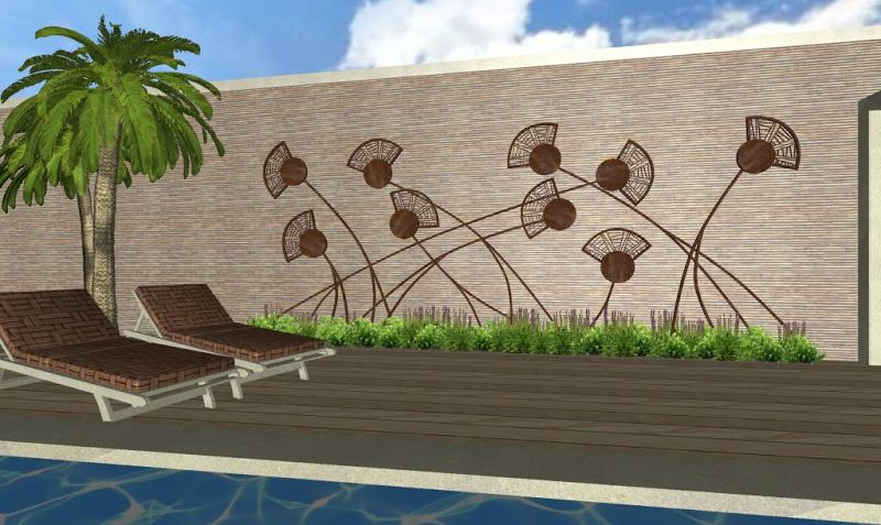 Arreglos y decoraciones fantasias para jardines de lujo for Jardines de lujo