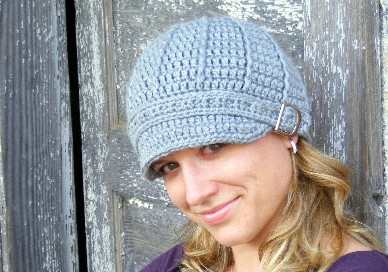Chemo Hat Womens Hat Silk Bamboo Womens Visor Hat Buckle