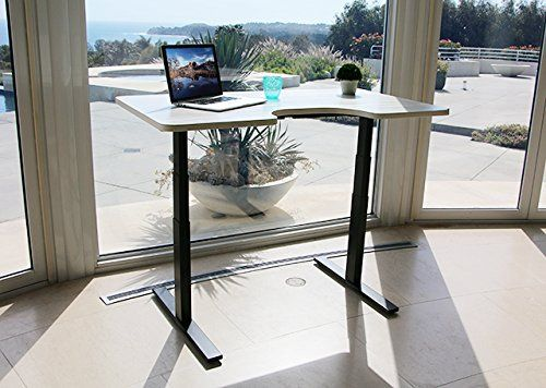 ActiveDesk Electric Adjustable Height Standing Desk DIY