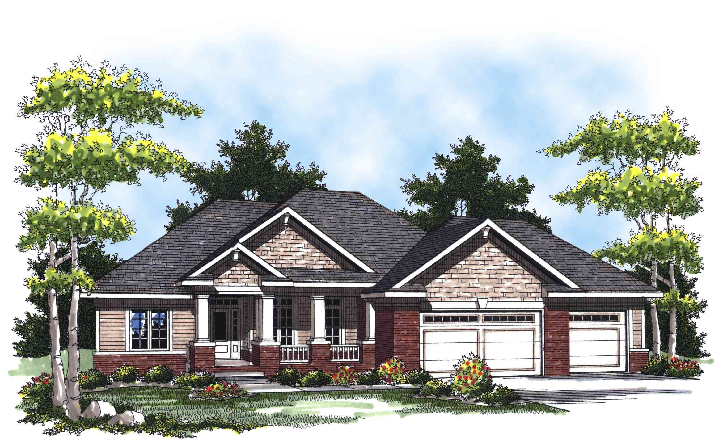 Plan 89262ah Ranch Home With Lovely Porch