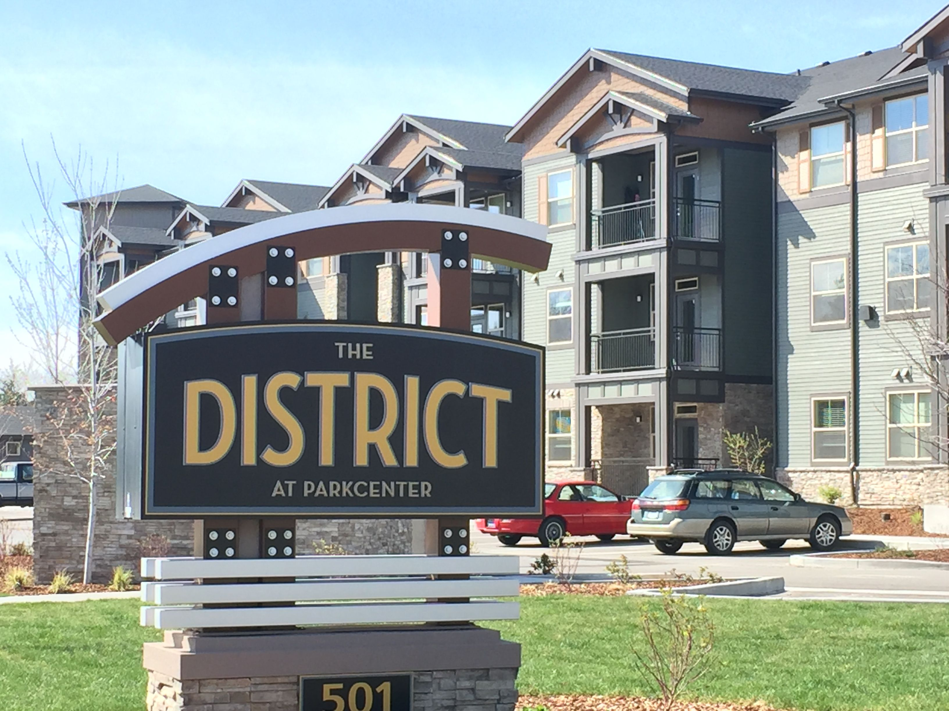 The District At Park Center Project Spotlight Pabco Roofing Products Boise Idaho Pabco Pabcoroofing Asphaltshi Project Spotlight Roofing Roof Shingles