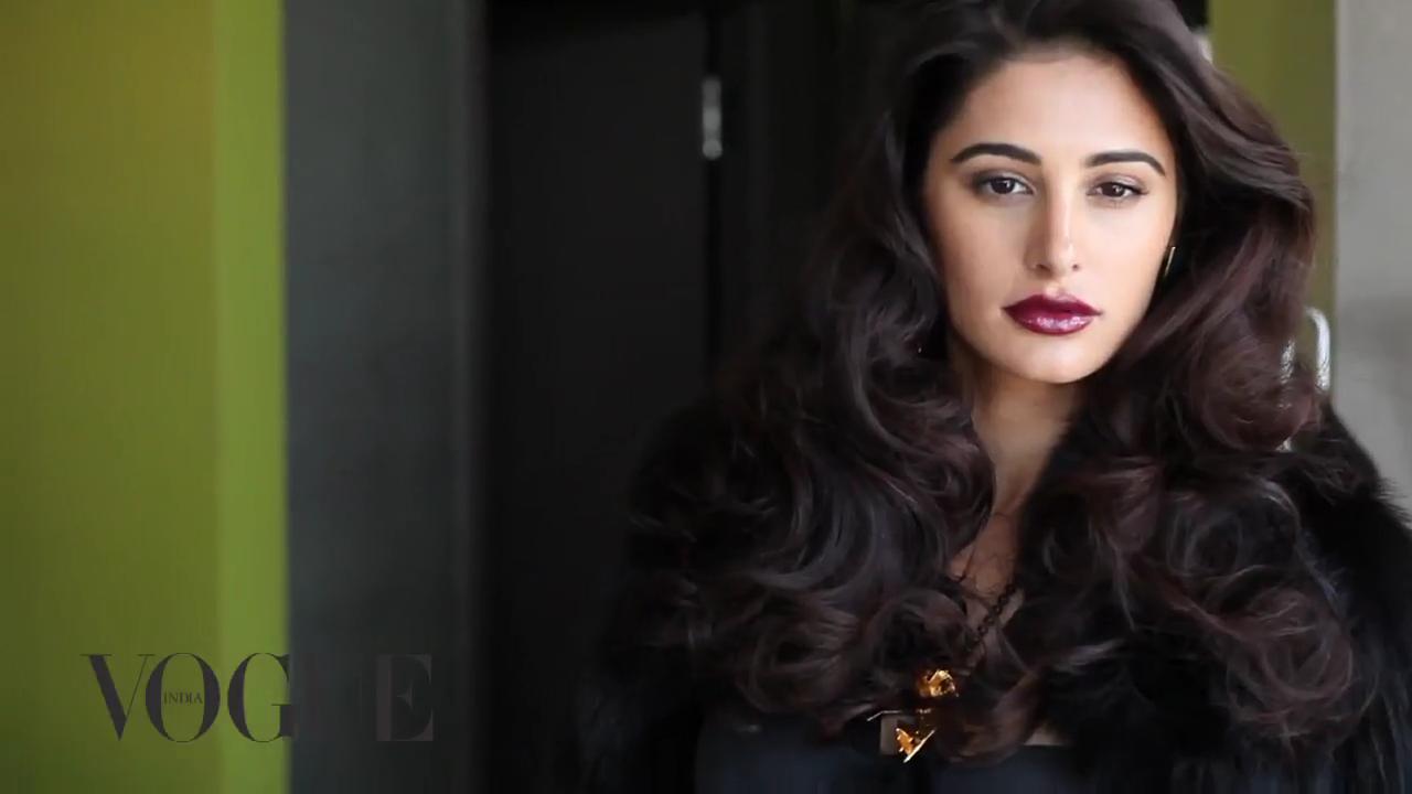 Bollywood Actresses In Maxim: Bollywood Actress Nargis Fakhri Bikini On Maxim Nargis