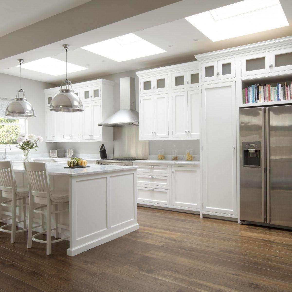 Hampton American Style Kitchen | Kitchen cabinet styles ...
