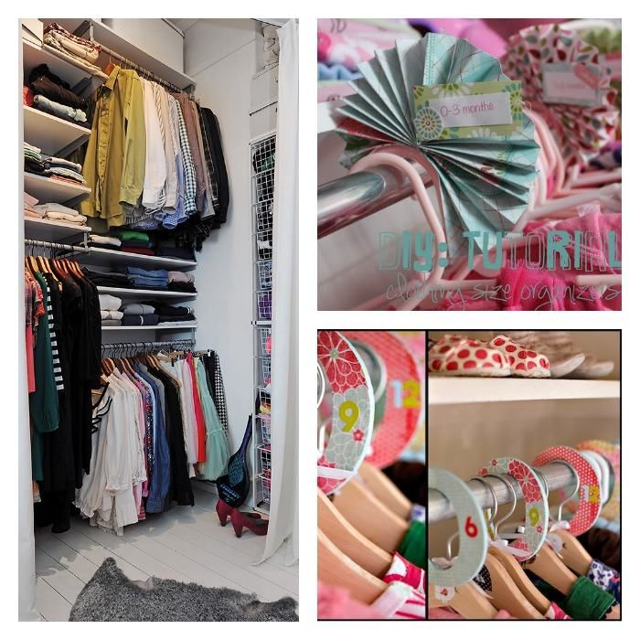 Claves para lograr orden en tu armario armario trucos y v as - Ordenar armarios de ropa ...