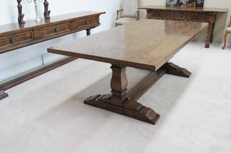 Oak Refectory Dining Tables Chatsworth Fine Furniture Manufacturers Melbourne Vic 3000 Truelocal