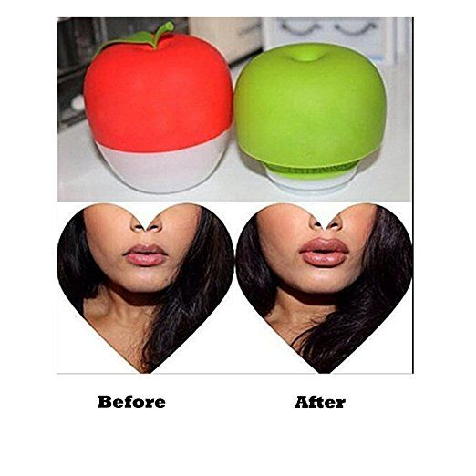 Amazon com : Sexy Full Best Lip Plumper Device Enhancer (GEL