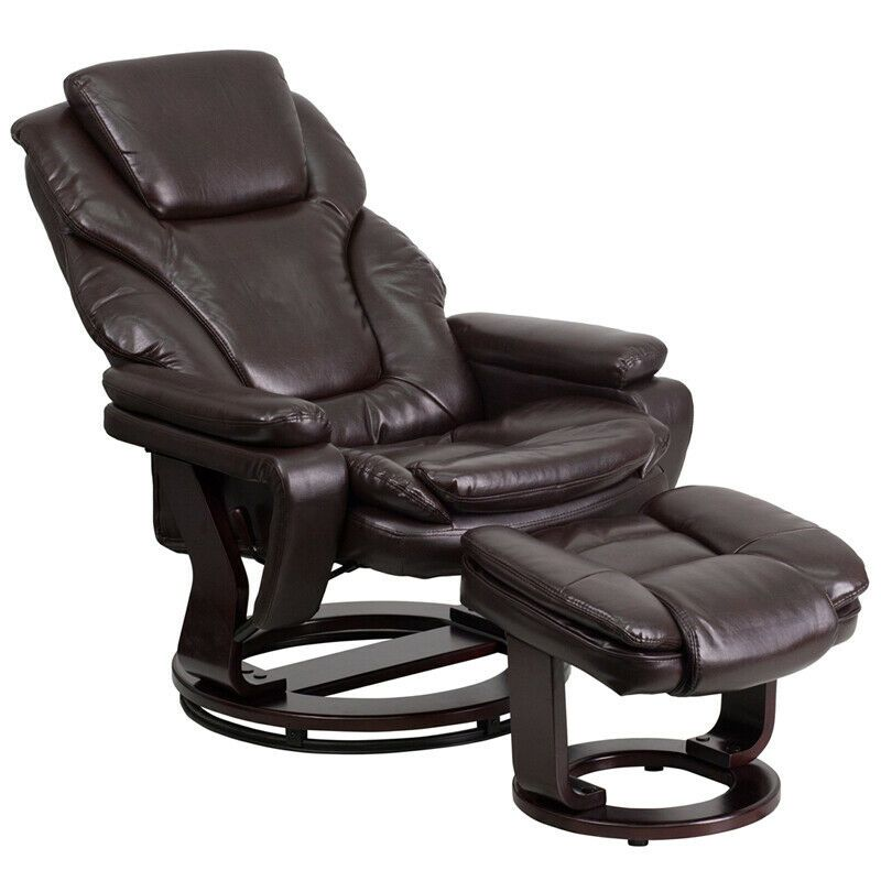 swivel chair with ottoman canada