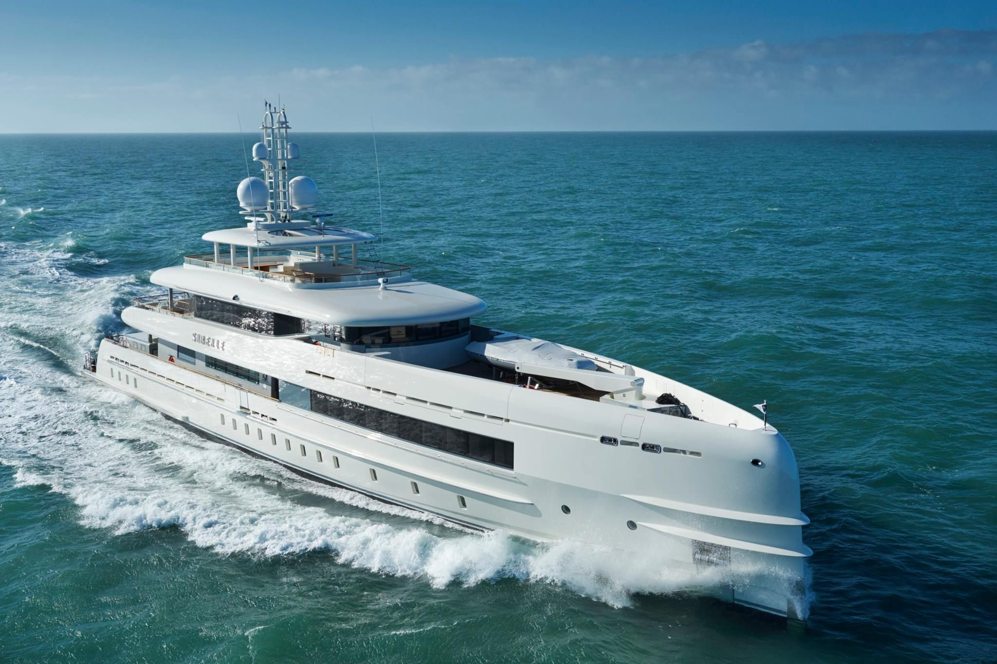 Explore Yacht Design, Super Yachts And More!
